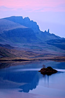 Dusk on the Isle of Skye: The Old Man of Storr